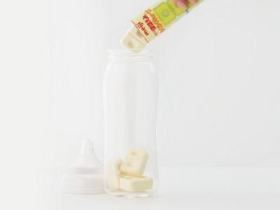 Pha sữa Meiji Nhật số 0,9 đúng chuẩn cho bé, bố mẹ lưu lại ngay nhé
